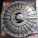 2017 Customized Precision Machining Steel Impeller Parts