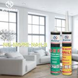 Beige Color 320ml Cartridge Nail-Free Adhesive for Aluminum Edge