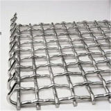 6mm Opening Crimped Wire Mesh / Crimped Wire Cloth