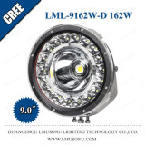 9.0 Inch 162W CREE 4X4 Offroad Auxiliary LED Driving Lamp with DRL Light for Auto Car Truck Boat
