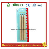 Jumbo Nature Wooden Pencil with Triangle Shape