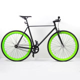 Glow Wheel Single Speed Fix Gear Bike