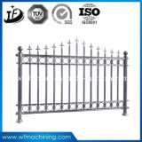 Q235/Cast Iron Sand Casting Fence Parts for Decorative Iron Gate