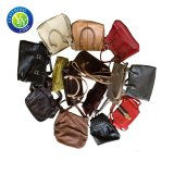 Women Leather Bags Second Hand Bags Used Bags in Bales Price