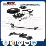Annually Hot Sale Obt Semi Trailer Torsion Axles