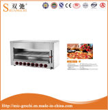 Stainless Steel Electric Salamander Machine Gas Stove for Wholesale