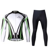 Polyester Customized Men′s Bicycling/Cycling Jersey Apparel Breathable Quick Dry