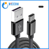 OEM/ODM Nylon Braided 3FT Type C Fast Charging USB Cable