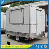 High Quality Mobile Food Kitchen Trailer Truck
