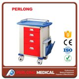 Cheap Hospital Use Multi-Fuction Trolly Hf-3b