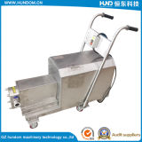 Low Speed Removable Transfer Peanut Butter Pump Food Grade Rotary Lobe Pump