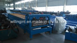 Metal Steel Roofing Roll Forming Machine with High Quality
