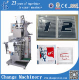 Zjb Series Vertical Automatic Wet Napkin Paper Packing Machine Price at Home (double line)