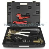 Pex-1632 Plumbing Clamping Tool Kit Is Used for Rehau His 311 Water Plumbing System for Flex Pipe or Rehau Pipes