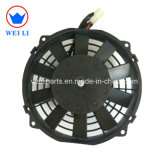 12V 8inch Mini Plastic Bus Condenser Cooling Air Filter for Truck