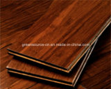 Stained Bamboo Woven Flooring