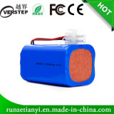 2018 High Quality Customized Li-ion/Lithium Ion 18650 Rechargeable Battery Pack 3.7V/7.4V/12V/etc.
