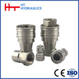 Customize Available Hydraulic Release Quick Coupling Connectors