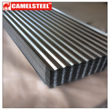 PE Color Coated Corrugated Roofing Steel Sheet with BV