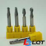 HRC 55 Degree Carbide Ball Nose End Mill