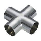 Sanitary Pipe Fitting Welding Cross
