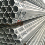 Pre Galvanized Carbon Steel Weld Round Pipe for Contruction