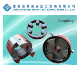 Ml8 Mt8 Plum-Shaped Rubber and Coupling/Coupler for Construction Hoist Motor