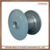 Doubl Flange Steel Cable Reel