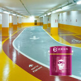 High Quality Oil Based Anti Slippy Water Resistant Brush Finished Epoxy Floor Coating for Car Parking