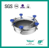 Sanitary Stainless Steel Pressure Manhole Sf9000201