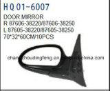 Auto Spare Parts Door Mirror Fits for Hyundai Sonata 2003 Car. #OEM: 87606-38220/87606-38250/87605-38250