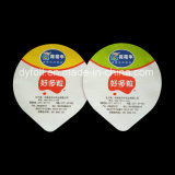 89mm Diameter Ice Cream Cup Aluminium Lidding Foil