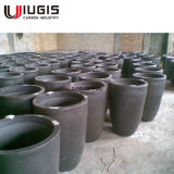 Big Size Silicon Carbide Graphite Crucible for Casting