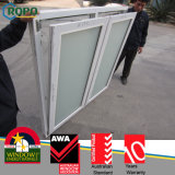 Double Sash PVC Casement Windows for Bathroom