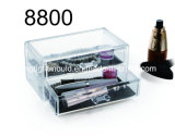 PS Transparent Home Jewelry Drawers Cosmetic Storage Makeup Box