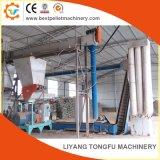 Line Type Rice Husk/Sawdust/Corn Pelletizing Equipment