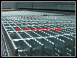 China Anping Hot Dipped Galvanized G325/30X100 Webforge Steel Grating