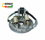 Motorcycle 5 Wire Half-Wave AC Magneto Stator Coil Generator for Dy100 100cc