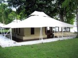 House Luxury Resort Hotel Marquee Tent for Camping