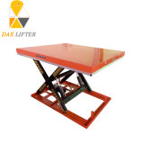 CE ISO Lifting Machine Single Scissor Lift Table with Competitive Price