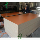 Wholesale Particle Board/Chipboard/Wood Ply Wood Melamine Laminated Board Price for Furniture