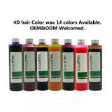 Private Label Semi-Permanent Hair Color Cream for Multi-Color Hair Dye