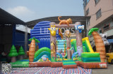 Lilytoys New Design Animal Theme Inflatable Slide