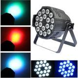 Disco Lighting Full Color 18PCS 4in1 LED PAR Light for Satge