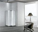 2 Fixed 2 Sliding Shower Room Tempered Glass Shower Room