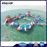 2019high Quality Inflatable Floating Summer Popular Water Park Games Obstacle Course