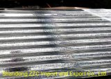 China Factory Galvanized Roofing Steel Sheet / Zinc Color Coated Corrugated Sheet