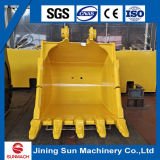 Rocks Type Bucket for Sumitomo Sh220 Excavator with Certification