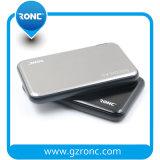 Mini Ultra-Thin Aluminium Alloy Power Bank 5000mAh Mobile Charger