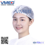 Disposable Bouffant/Mob Single Elastic/Clip Double Elastic/Crimped/Pleated /Strip/Round Cap, Chef/Nurse/Doctor/Medical/Surgical/Hospital/Dental/Non-Woven/PP